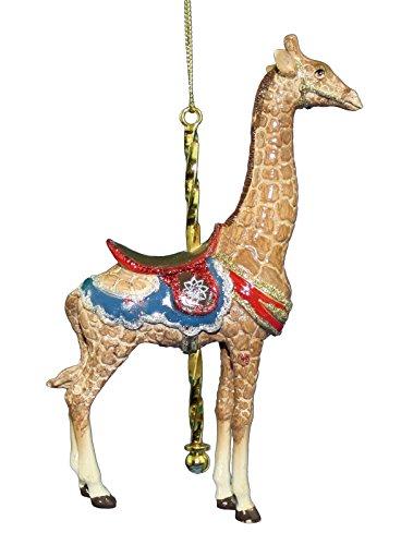 Kurt Adler Carousel Ornament