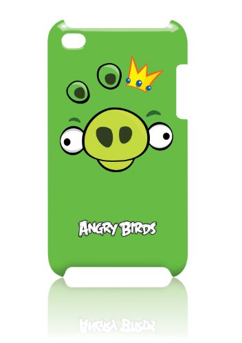 Gear4 Angry Birds Case for iPod touch 4G (Pig King) (Pig Ipod 4 Case)