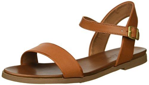 Rock & Candy Women's CARTAR Sandal, tan, 10 Medium US ()