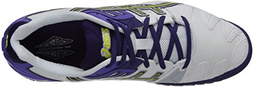 0133 resolution tenis Gel Asics PURPLE Weiß Mujer 5 LAVENDER WHITE Zapatillas de 5wU51PqX