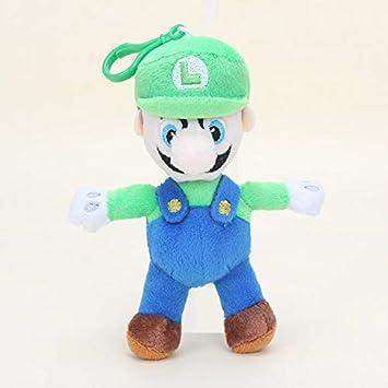 15 cm Super Mario Bros Yoshi Boo Fantasma Lengua Larga Seta Blanca ...