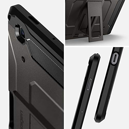 Spigen Tough Armor Pro Designed for Galaxy Tab S6 Lite Case (2020) - Gunmetal
