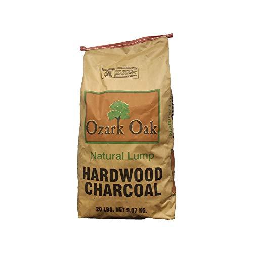 Ozark Oak Premium Hardwood LUMP Charcoal (20 Pound)