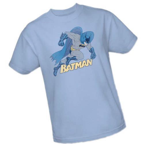 Batman+Retro+Shirts Products : Running Retro -- Batman Youth T-Shirt