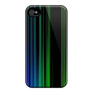 Hot Fashion KzLDPVD6300buyct Design Case Cover For Iphone 4/4s Protective Case (abstract Design 19)
