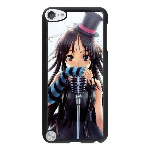HD exquisite image for iPod 5 Case Black mio akiyama k on AMI5550214