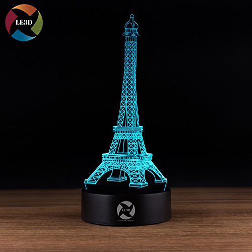 Eiffel Tower Led Lighting
