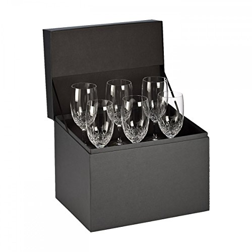 - Waterford Lismore Essence Iced Beverage Gift Box Set of Six