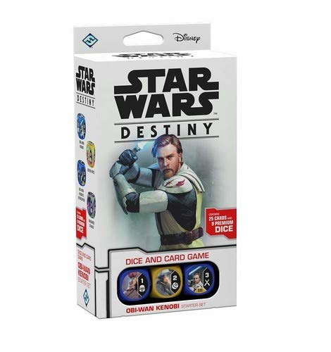 Fantasy Flight Games Sw Destiny: OBI-Wan Kenobi Starter Set
