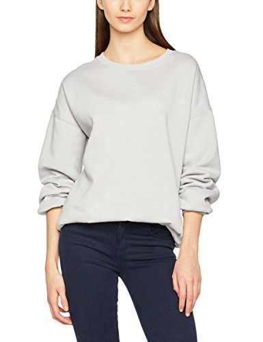New Look Bella Balloon, Jersey de Deporte para Mujer Gris (Light Grey)