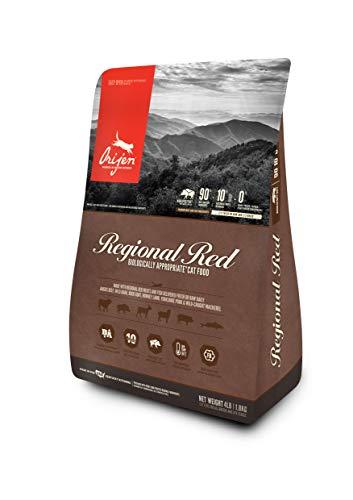 Orijen Regional Red For Cats 4 Pounds