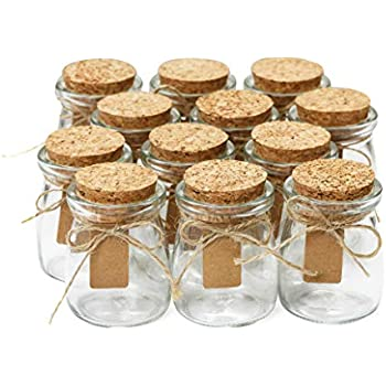 Glass 2 Oz Jars With Lids