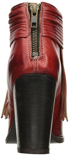 Bed|Stu Women's Olivia Heeled Sandal, Red Ferrari, 9 M US by Bed|Stu (Image #2)'