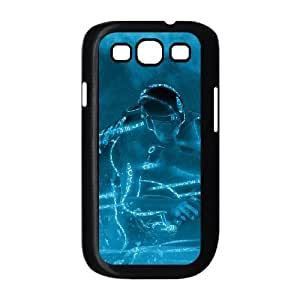 Samsung Galaxy S3 9300 Cell Phone Case Black_Motorcycle rider FY1441119