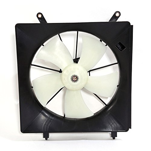 Replacement Radiator Fan Motor Assembly Replacement for Honda CR-V Element 2.4L Engine