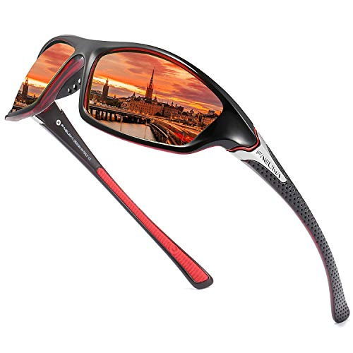 Sports Polarized Sunglasses For Men Cycling Driving Fishing 100% UV Protection 1