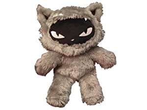Emily the Strange Wolf Kitty Plush