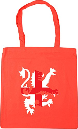 Shopping england litres Coral Football 42cm HippoWarehouse flag Beach lion Tote Bag Gym x38cm 10 wpXEaFxqE