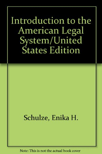an introduction to the justice system in the united states Read chapter introduction: chapter 5 describes the juvenile justice system process in the united states and discusses treatment and intervention programs delivered through the juvenile crime, juvenile justice presents recommendations for addressing the many aspects of america's youth.