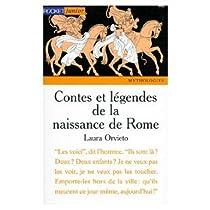 Contes et légendes de la naissance de Rome par Orvieto