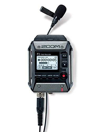 Zoom Digital Multitrack Recorder (F1-LP) (Renewed)