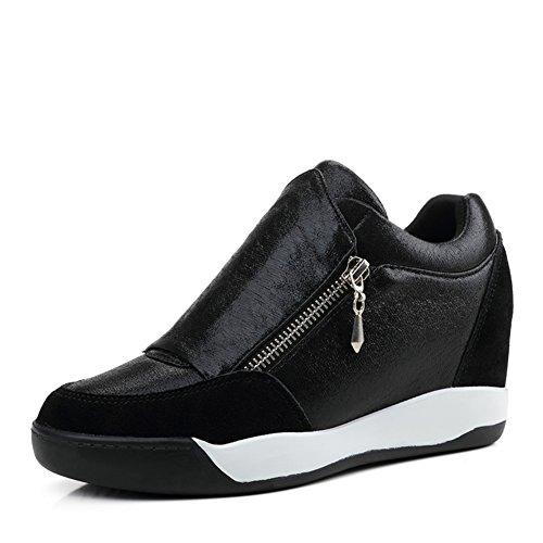 Primavera Zapatos De Altura-alargando,Zapatos Del Estudiante Coreano Del,Las Mujeres Zapatos Planos,La Altura Zapatos A