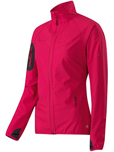 Mammut Jacke Ultimate Light - Soft shell para mujer baya