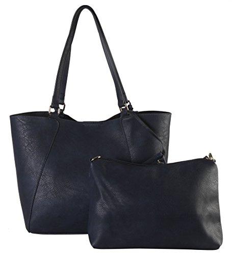 rimen-co-pu-leather-3-in-1-shoulder-bag-sd-3620-navy