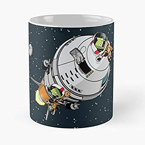 Amazon.com: Space Kerbal Program Vector - The Best Gift For ...