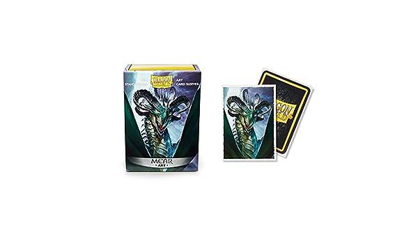 Dragon Shield Classic Art Christmas Dragon Standard Size 100 ct Card Sleeves Individual Pack