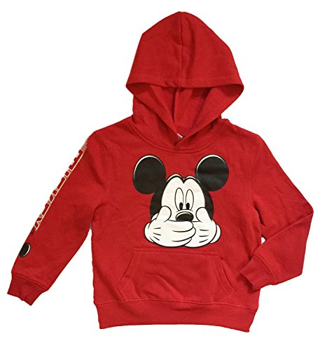 Jerry Leigh Disney Mickey Mouse Little & Big Boys Hooded Sweatshirt (XS (4/5)) for $<!--$20.29-->