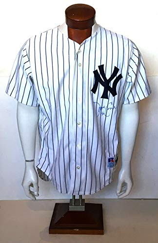 David Cone Hand Signed - David Cone Autographed Signed Memorabilia Game Issued 1996 Yankees Jersey Ins #36 Mint Auto Cbm Coa - Certified Authentic