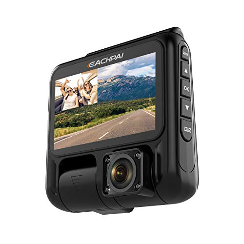 City Steal Deal(ONLY Today!! Extra $20.Off) Buying Advance HQ Quality Dual DashCam,Super Night Vision, 1920X1080P HD Sony+GPS,UNBEATBALE Performance:-5F°~150F°,G-Sensor & UBER &Kingston 32GB SD