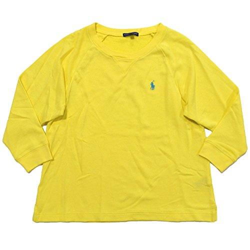 Yellow Crew Sweatshirt - 8