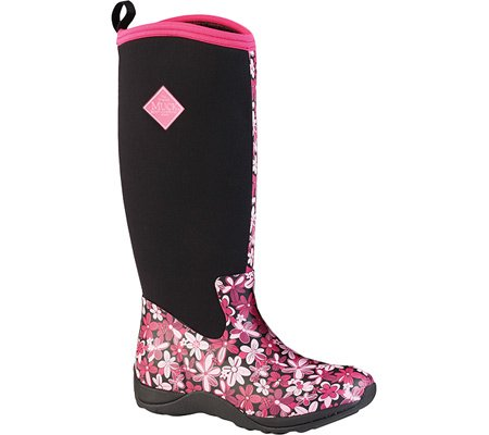 MuckBoots Women's Artic 9 Adventure Snow Boot B00IHWAK94 9 Artic B(M) US|Hot Pink Floral b94e47