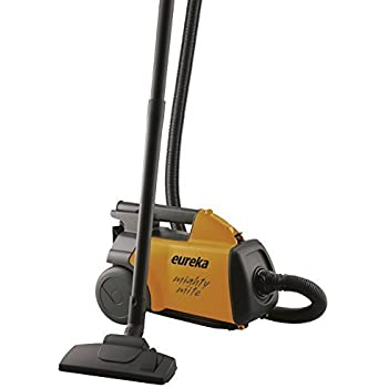 Amazon Com Eureka Mighty Mite Corded Canister Vacuum