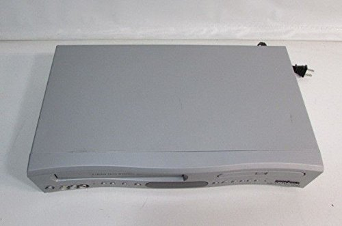 Broksonic DVCR-810 DVD Player Video Cassette Recorder Player