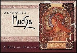Alphonse Mucha - Alphonse Mucha: A Book of Postcards