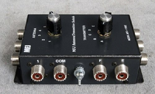 Mfj Antenna Switch - 5
