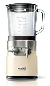 Philips HR2181/10 Robust - Batidora de vaso (850 W), color crema