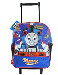 Thomas The Tank Engine Kid Size Rolling Backpack