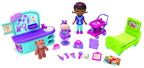 Just Play Disney Doc McStuffins Boo-Boos Away Hospital St...