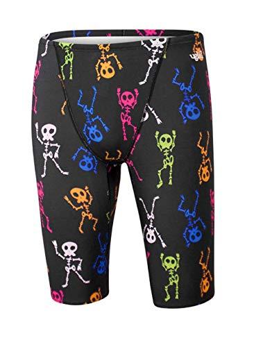 Dolfin Uglies Halloween Suit (Dolfin Uglies Jammers-Dancing Skeletons- Size)