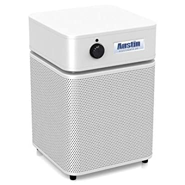 Austin Air A250C1 Junior Plus Unit Healthmate Junior Plus Air Purifier, White