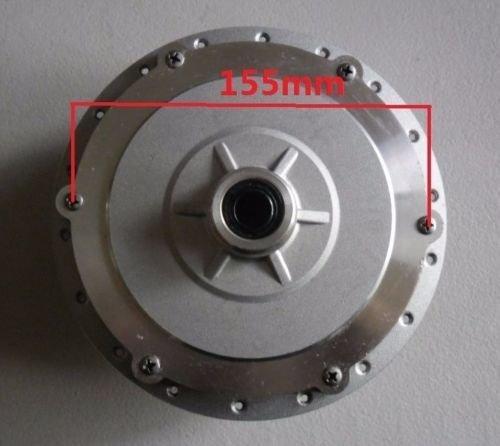 8fun electric bike disc hub 42T gear motor case fits 8fun/busettii hub motor by busettii