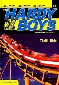 book cover of Thrill Ride
