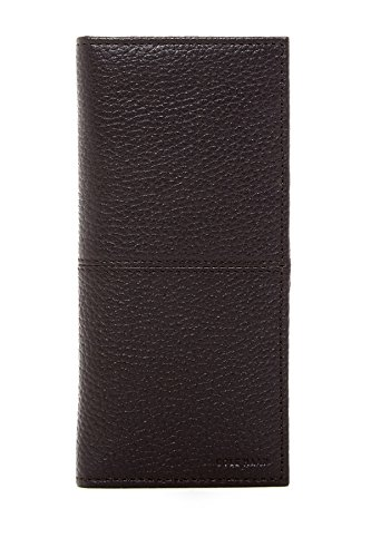Cole Haan Men's Leather Breast Pocket Wallet, One Size (Chocolate) ()