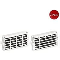 ANBOO Air Filter for Whirlpool Refrigerator W10311524 Replacement Filter Fit Whirlpool FreshFlow AIR1 Accessories 2 Pack