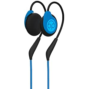 Bedphones Gen. 3 On-Ear Sleep Headphones - Thinnest, Most Comfortable Earphones For Sleeping, Air Travel, Workout, Sport, Running, Insomnia, Tinnitus Relief, ASMR w/ Inline Mic and Remote - Blue