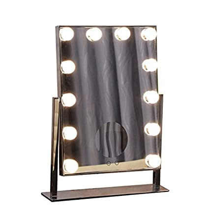 Big Vanity Mirror With Lights Beauteous Amazon Professional Hollywood Large LED Makeup Mirror With 60